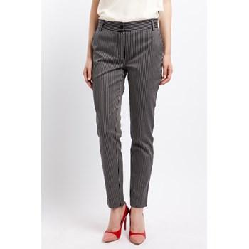 Pantaloni casual dama Lashez negru