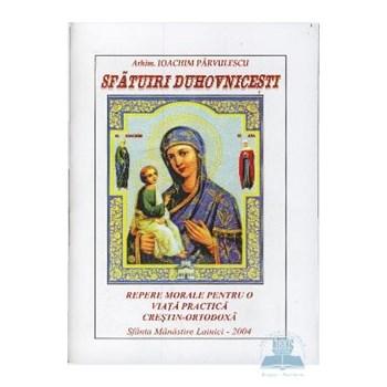 Sfatuiri duhovnicesti - Ioachim Parvulescu