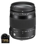 Sigma 18-200mm Obiectiv Foto DSRL F3.5-6.3 OS Contemporary Montura Canon EF-S