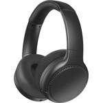Casti audio Over-Ear Panasonic RB-M700BE-K, Wireless, Extra Bass, Noise Cancelling, Bass Reactor, Negru