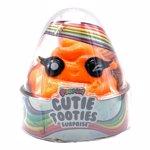 Figurine / Set figurina surpriza si gelatina Poopsie Cutie Tooties Surprise, S2, Portocaliu