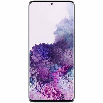 """Telefon Mobil Samsung Galaxy S20 Plus, Procesor Exynos 990 Octa-Core 2.84GHz / 1.8GHz, Dynamic AMOLED 6.7"""", 8GB RAM, 128GB Flash, Camera Cvadrupla 12+12+64+TOF 3D MP, Wi-Fi, 4G, Android (Gri)"""