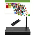 Media-player HiMedia A5, Octa Core, 4K, Android 6.0, 2 GB RAM, 16 GB flash