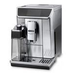 Espressor de cafea automat Delonghi ECAM 21.117.W, 1450 W, 1.8 L (Alb)