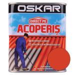 Vopsea Oskar Direct pe acoperis, caramiziu, exterior, 0,75 l