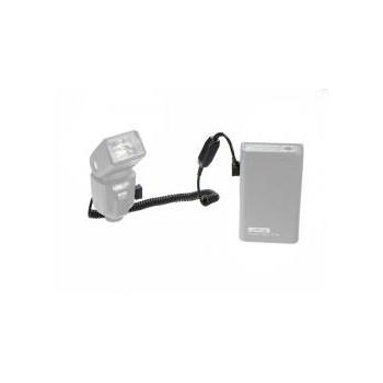 Metz V58-50 - cablu spiralat de conectare pentru Power-Pack P76 si 58 AF-1