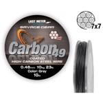 Fir Struna 7x7 10m 11kg / carbon 49 Savage Gear
