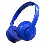 Casti Bluetooth On-Ear Skullcandy Cassette Cobal Blue s5csw-m712