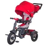 Tricicleta Coccolle Giro Plus Multifunctionala Rosu 337010620