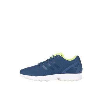 Pantofi sport adidas albastri unisex Originals ZX Flux