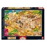 Puzzle Educa Ancient Egypt, 1000 buc.