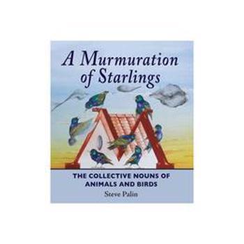 Murmuration of Starlings, editura Merlin Unwin