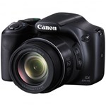 Aparat foto digital Canon SX530 HS, 16MP, Black