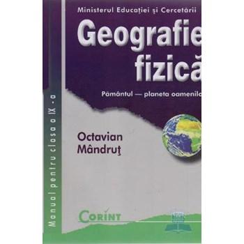 Geografie - Clasa 9 - Manual - Octavian Mandrut