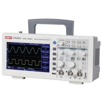 Ociloscop digital Uni-T UTD2052CL, 306 x 147 x 122 mm