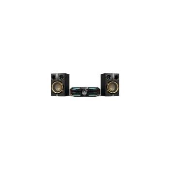 Minisistem audio Philips FX25/12, CD Player, tuner FM, USB, Bluetooth, NFC, 300W RMS