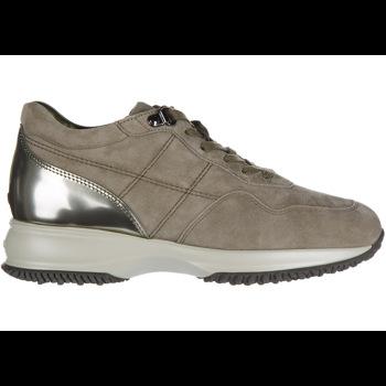 Hogan Sneakers Interactive Culoarea Grey