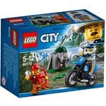 Urmarire cu masina de teren 60170 LEGO City