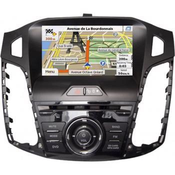 Navigatie Car Vision DNB dedicat Ford Focus