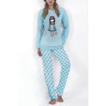 Pijama fete Santoro Gorjuss - Pretty as a Picture, lungi