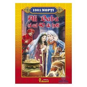 1001 nopti - Ali Baba si cei 40 de hoti 360825
