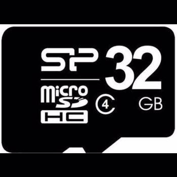 Card de Memorie SILICON POWER microSDHC 32GB Class 4 smc00505