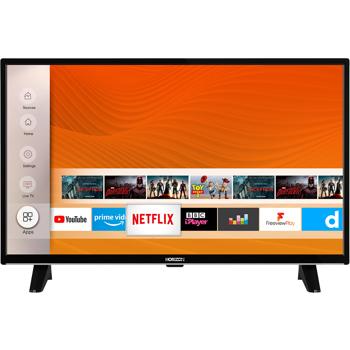 Televizor LED 80 cm Horizon 32HL6330F Full HD Smart TV Black 32hl6330f/b