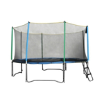 Trambulina cu plasa de protectie si scarita inSPORTline Top Jump 366 cm