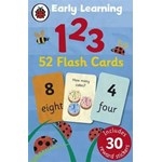 Ladybird Early Learning: 123 flash cards: Copii 0-5 ani