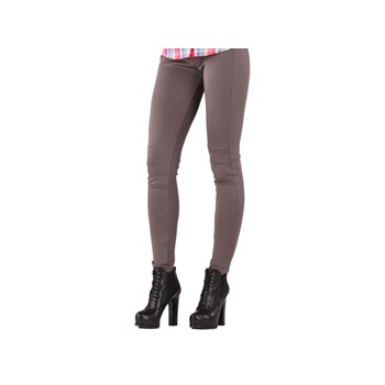 Pantaloni casual dama BE YOU gri