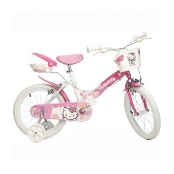 Bicicleta Hello Kitty 156N