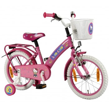Bicicleta E&L Hello Kitty 16