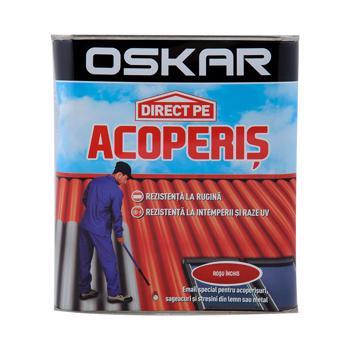 Email Oskar Direct pe acoperis rosu inchis 0,75 L