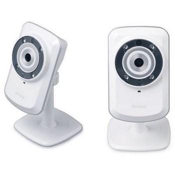 Camera IP D-LINK DCS-932L, WIRELESS N, WPS, INFRARED