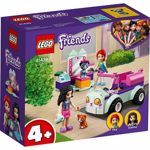LEGO Friends - Masina pentru ingrijirea pisicilor 41439