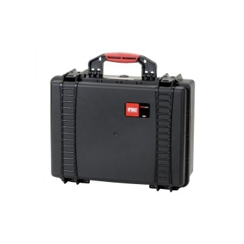 HPRC 2500C - geanta foto rigida cu bureti de protectie interiori