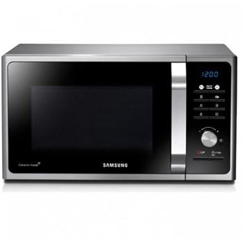 Cuptor cu microunde Samsung MG23F301TAS, 23 l, 800 W, Grill, Digital, Argintiu