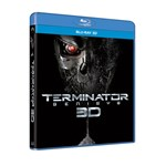 Terminator Genisys Blu-ray 3D