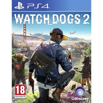 Joc PS4 Watch Dogs 2