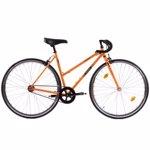 Bicicleta Pegas Clasic 2S, Drop Lady, 50cm, Portocaliu