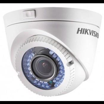 Camera supraveghere Dome PoC Hikvision - DS-2CE56D0T-VFIR3E 2 MP IR 40 m 2.8 - 12 mm ds-2ce56d0t-vfir3e
