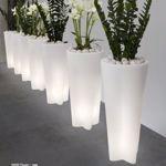 Lampadar Garden Lights Flower IN Linea Light