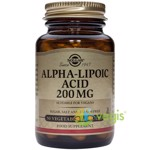 Alpha Lipoic Acid 200mg 50cps Vegetale SOLGAR