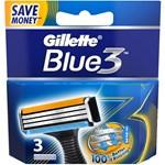 Rezerva aparat de ras Gillette Blue3 3 buc 75074895