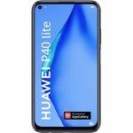Telefon mobil Huawei P40 Lite, Dual SIM, 128GB, 6GB RAM, 4G, Midnight Black
