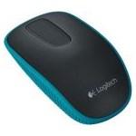 Mouse Logitech Zone Touch T400 blue