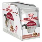 Royal Canin Instinctive Adult, bax hrană umedă pisici, (în sos), 85g x 12