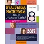 2017 Evaluare nationala Romana cls 8 Initiere - Cristina Tunegaru 978-973-47-2380-5