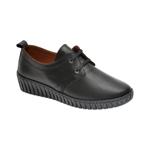 Pantofi FLAVIA PASSINI negri, 52308, din piele naturala
