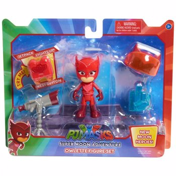 PJ Masks Super Moon Adventure Figure Set-Owlette PJ95165B